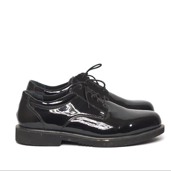 Thorogood Poromeric Oxford Shoes Size
